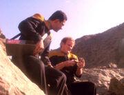 O'Brien und Muniz auf Torga IV