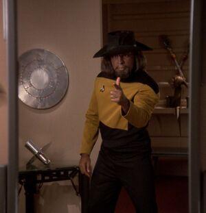 Sheriff Worf