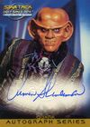 Star Trek Deep Space Nine - Memories from the Future Card A002