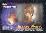 Star Trek Deep Space Nine - Series Premiere Card 5