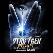 Star Trek Discovery Soundtrack Season 1 Chapter 2 cover