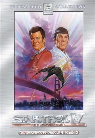 Star Trek IV The Voyage Home Special Edition DVD cover-Region 1