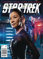 Star Trek Magazine US issue 76 PX cover