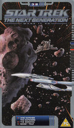 TNG 3.2 UK VHS cover