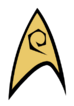 TOS Engineering Insignia