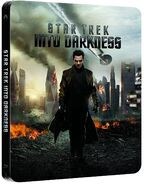 Amazon.co.uk Star Trek Into Darkness Limited Steelbook Edition