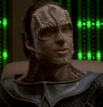 Cardassian Terok Nor security officer
