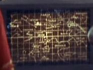 Carte stellaire The Corbomite Maneuver