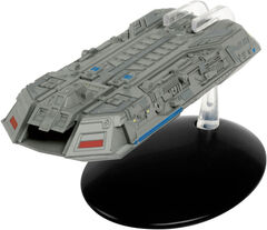 Eaglemoss 85 Federation Holoship