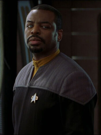 "Lt. Commander Geordi La Forge (<a href=""/wiki/2379"" title=""2379"">2379</a>)"