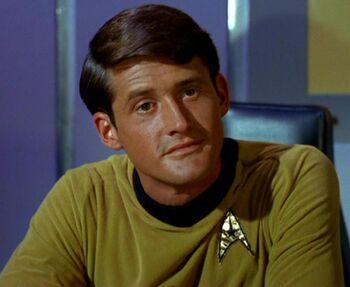 Lieutenant Kevin Riley