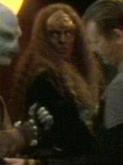 Klingonin im Quarks