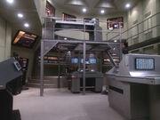 Kontrollraum von Relaisstation 47