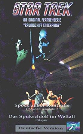 Spock außer Kontrolle – Das Spukschloß im Weltall