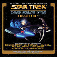 Star Trek Deep Space Nine Soundtrack Collection