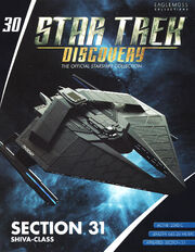 Star Trek Discovery Official Starships Collection issue 30