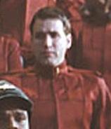 Starfleet cadet, Jeff Boehm