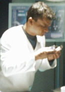 Starfleet medical overcoat (alternate reality)