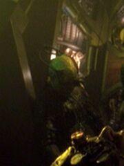 Tote Borg-Drohne auf Kubus der neonatalen Drohnen 2
