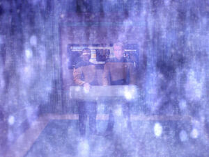 Transporter matter beam
