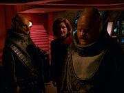 Zet,Nar und Captain Janeway
