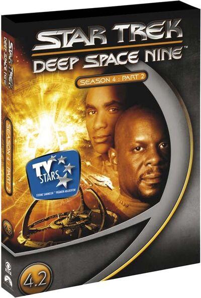 DS9 Staffel 4-2 DVD