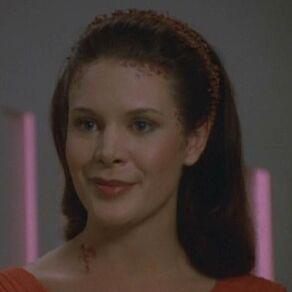 Eliann, a Taresian female (2373)