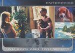 Enterprise - Season One Trading Card 76