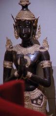 Fajos statue