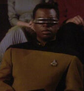 Geordi La Forge illusion 2369