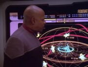 Sisko Planung Operation Rückkehr