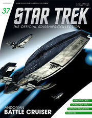 Star Trek Official Starships Collection Issue 37