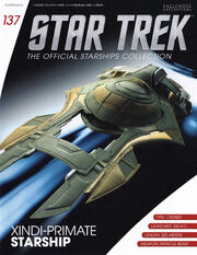 Star Trek Official Starships Collection issue 137