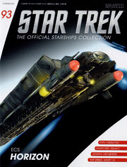 Star Trek Official Starships Collection issue 93