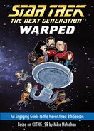 Star Trek The Next Generation Warped cover