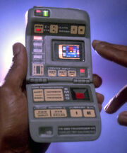 Starfleet TR-580 tricorder