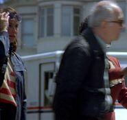 Street passersby 1986 8
