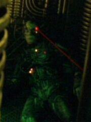 Borg-Drohne wird von Erster getötet 1 (2375)