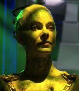 Borg Queen, Species 125
