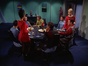 Enterprise, officer's lounge