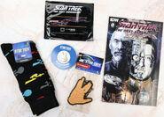 Loot Crate Star Trek Mission Crate bonus crate