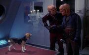 Porthos with Ferengi