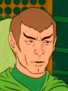 Romulanischer Commander 2269