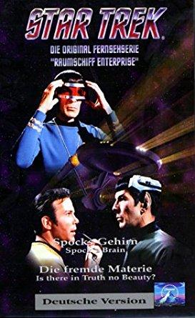 Spocks Gehirn – Die fremde Materie