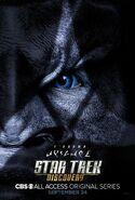 Star Trek Discovery Season 1 T'Kuvma poster