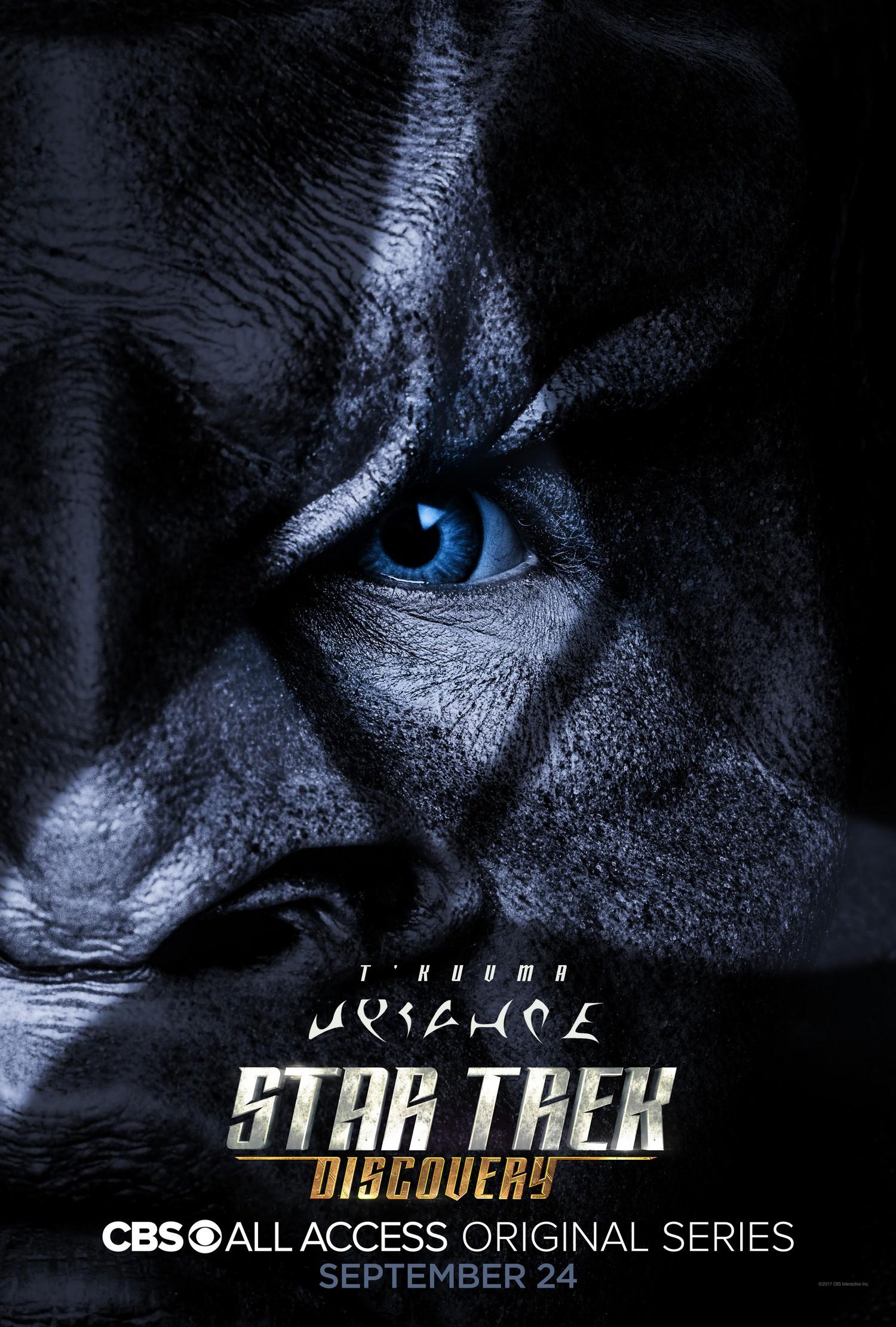 FileStar Trek Discovery Season 1 TKuvma Poster