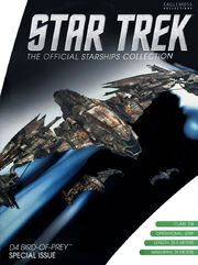 Star Trek Official Starships Collection Issue SP4