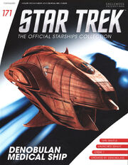 Star Trek Official Starships Collection issue 171