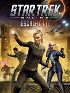 Star Trek Online Escalation cover