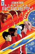 Star Trek Starfleet Academy, issue 5